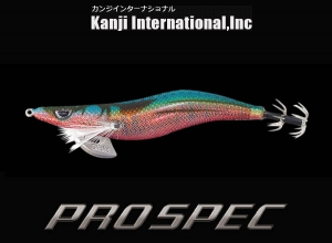 KANJI INTERNATIONAL PROSPEC STANDARD #3.5 - 32