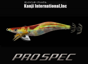 KANJI INTERNATIONAL PROSPEC STANDARD #3.5 - 39