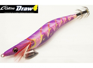 Owner Squid Jig Draw4 #3.5-18