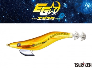 TSURIKEN EGISTA #3.0 Gold Horse-Mackerel