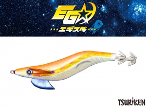TSURIKEN EGISTA #3.0 Gold Orange
