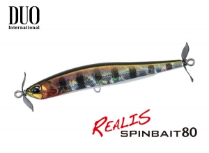 DUO REALIS SPINBAIT 80 ADA3058 Prism Gill