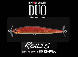 DUO REALIS SPINBAIT80 G-Fix CPA3240