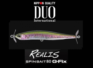 DUO REALIS SPINBAIT80 G-Fix CPA3246
