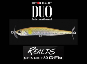 DUO REALIS SPINBAIT80 G-Fix CPA3249