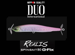 DUO REALIS SPINBAIT80 G-Fix CPA3253
