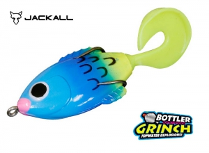 Summer Sale JACKALL BOTTLER GRINCH Color #01