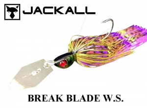 JACKALL Break Blade W.S. 3/8oz Gold-Gill