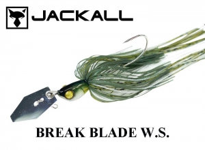JACKALL Break Blade W.S. 3/8oz Young-Sweetfish