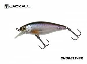 JACKALL CHUBBLE 80-SR / Ghost Pond Smelt