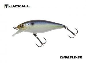 JACKALL CHUBBLE 80-SR / SK Pearl Shad Special