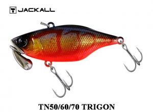 JACKALL TN50 TRIGON Impact Red
