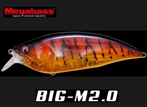 MEGABASS BIG M-2.0 EXTREME CRANK #6 GP SPAWN KILLER