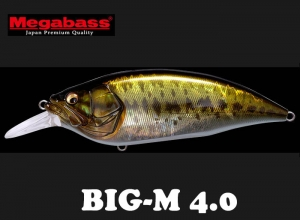 MEGABASS BIG M-4.0 EXTREME CRANK #3 GG