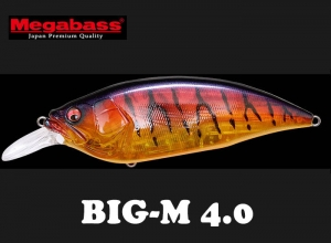MEGABASS BIG M-4.0 EXTREME CRANK #7 GP SPAWN KILLER