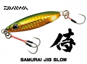DAIWA SAMURAI JIG SLOW 20g - Green Gold