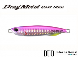 DUO Drag Metal Cast Slim 20g PHA0009 Pink Back