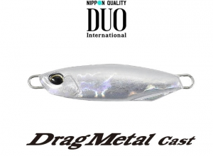 DUO Drag Metal Cast 40g PJA0005 Silver