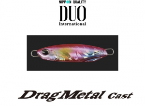 DUO Drag Metal Cast 40g PJA0270 Pink Candy