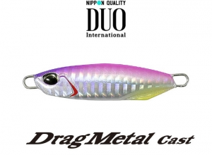 DUO Drag Metal Cast 40g PHA0009 Pink Back