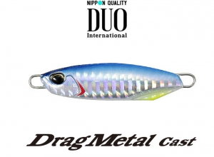 DUO Drag Metal Cast 40g PHA0020 Blue Back