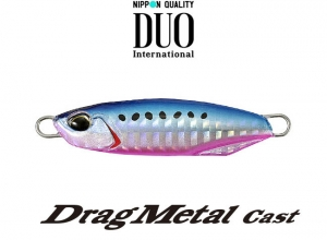 DUO Drag Metal Cast 40g PHA0187 Blue Pink Sardines