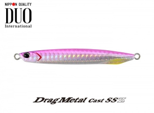 DUO Drag Metal Cast SSZ 20g PHA0009 Pink Back