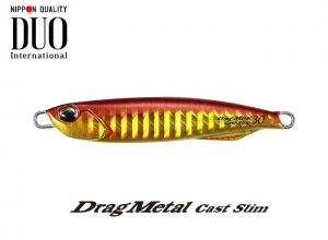 DUO Drag Metal Cast Slim 20g PHA0026 Red Gold