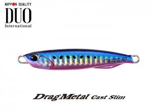 DUO Drag Metal Cast Slim 20g PHA0187 Blue Pink Sardines