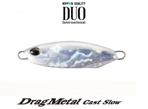 DUO Drag Metal Cast Slow 20g PDA0005 Full Silver