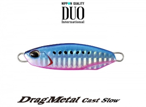DUO Drag Metal Cast Slow 30g PHA0187 Blue Pink Sardine