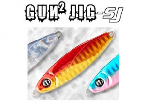 Ocean Ruler GUNGUN-JIG-SJ 20g/Red Gold