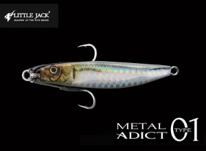 LITTLE JACK METAL ADICT Type01 12g #06