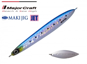 Major Craft MAKI JIG JET 30g #15 (Keimura)