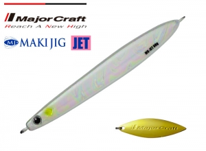 Major Craft MAKI JIG JET 40g #19 (Glow)