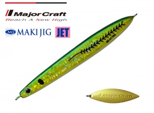 Major Craft MAKI JIG JET 30g #79 (Keimura)