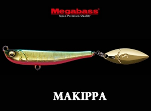 MEGABASS MAKIPPA 30g BP-GOLD