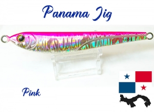 Clearance Sale Panama Jig 100g Pink Back