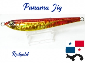 Clearance Sale Panama Jig 100g Red Gold