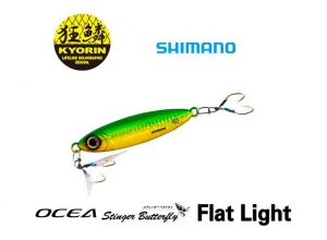 SHIMANO OCEA Stinger Butterfly Flat Light 80g #001