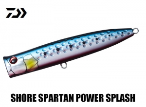 DAIWA SHORE SPARTAN POWER SPLASH 110F Keimura Sardines RB