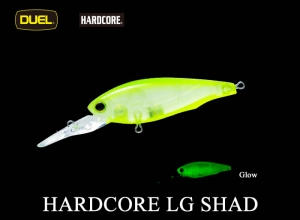 DUEL HARDCORE LG SHAD 50 LSCL