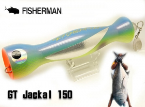 Christmas Sale FISHERMAN GT JACKAL 150 #13