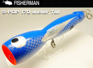 Christmas Sale FISHERMAN S-POP 170 anchor Tail #01