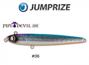 JUMPRISE PIPI DEVIL 125S #06 BluePink