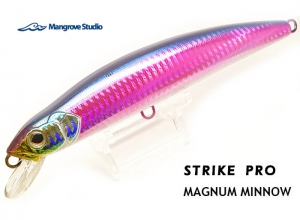 STRIKE PRO MAGNUM MINNOW 160mm-52g BP Impact