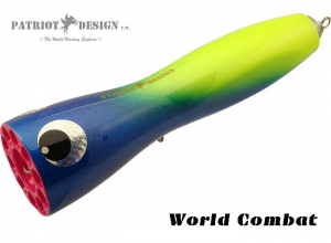 PATRIOT DESIGN WORLD COMBAT 130 #7