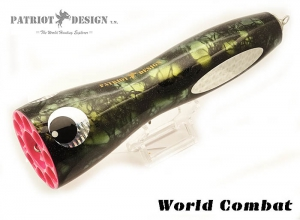 PATRIOT DESIGN WORLD COMBAT 175 Abalone #1