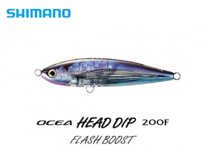 SHIMANO OCEA HEAD DIP 200F FLASH BOOST #004