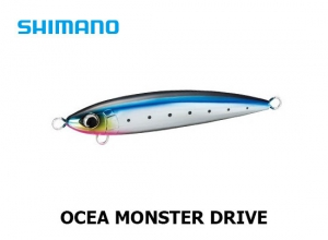 SHIMANO OCEA MONSTER DRIVE160F / 01T Silhouette Sardines